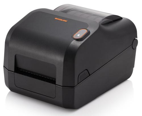 "Bixolon XD3-40DK 4"" Direct Thermal Label Printer includes USB interface. Black/Charcoal colour."