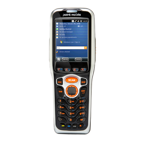 POINT MOBILE PM260 2D with Standard Batteru