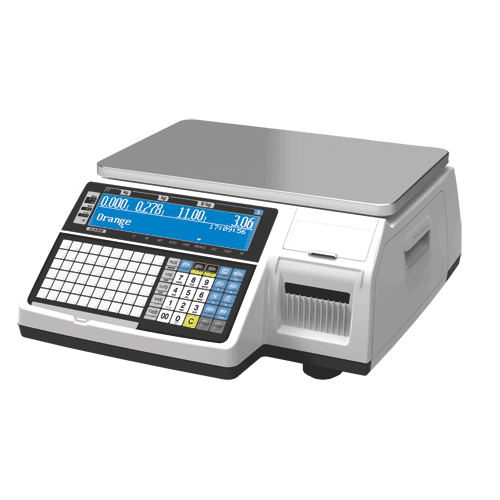 CAS CL-5200 Label Printing Scale15Kg