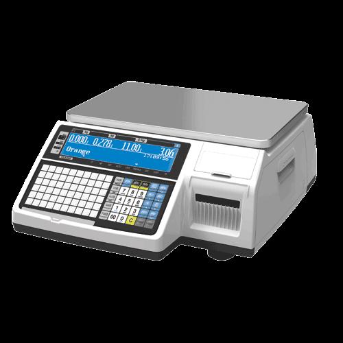 CAS CL-5200 Label Printing Scale 15Kg