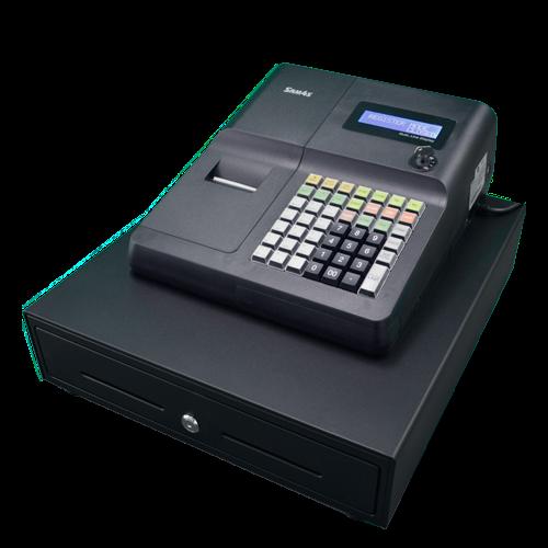SAM4S ER-260EJ ECR with Raised Keyboard & Large Cash Drawer