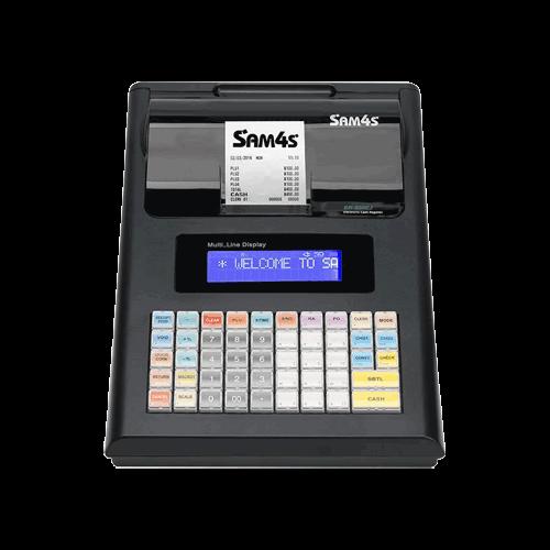 SAM4S ER-230EJ Portable Cash Register black with Battery