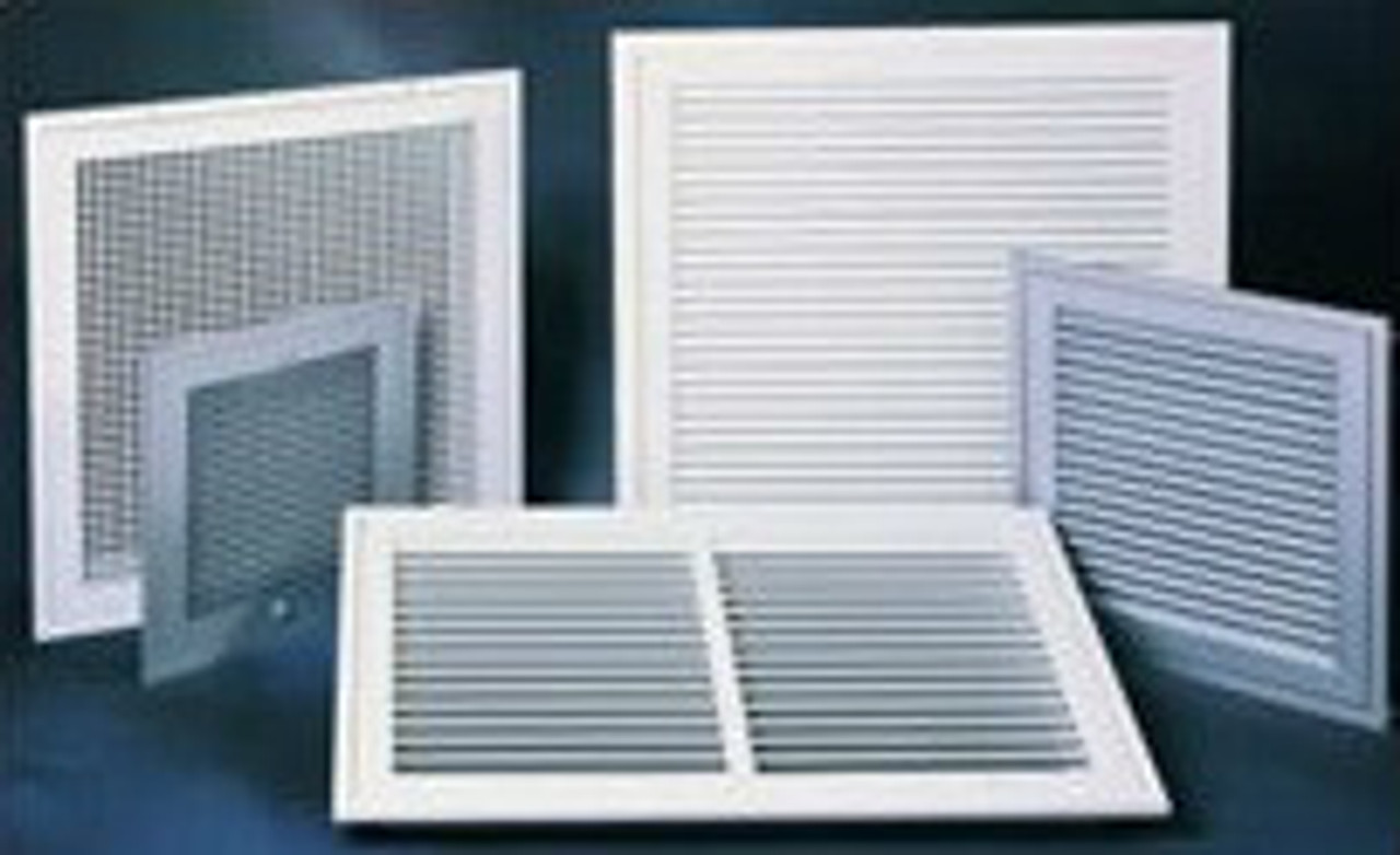 Registers, Vents, and Air Grilles