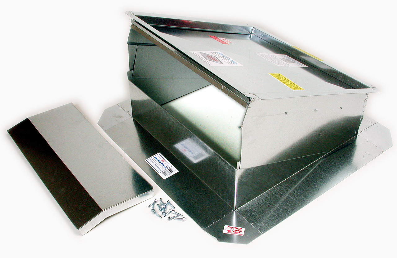 Metal Duct - Evaporative Coolers