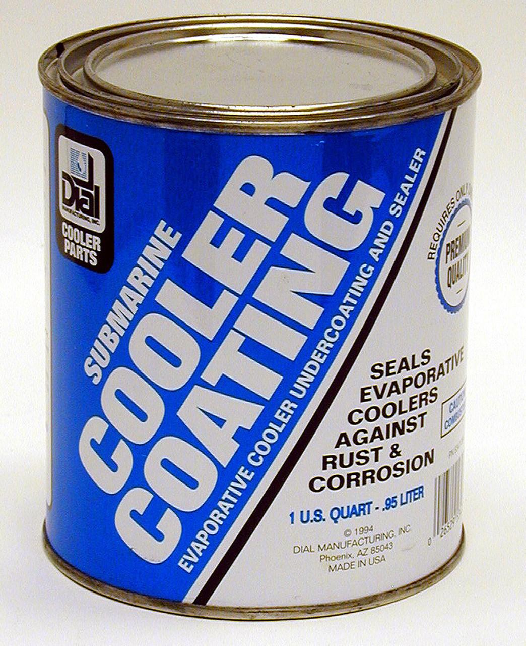 Cooler Coating