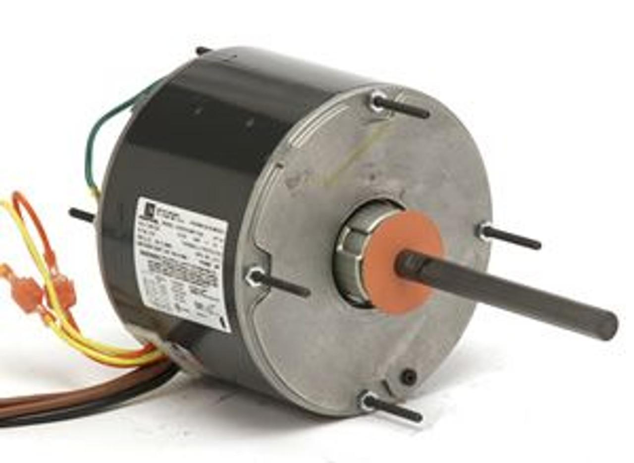 Ac Fan Motor >> Air Conditioning Condenser Fan Motor Universal 1 6 1 3 Hp 1075 Rpm 230 Volt Eme5462