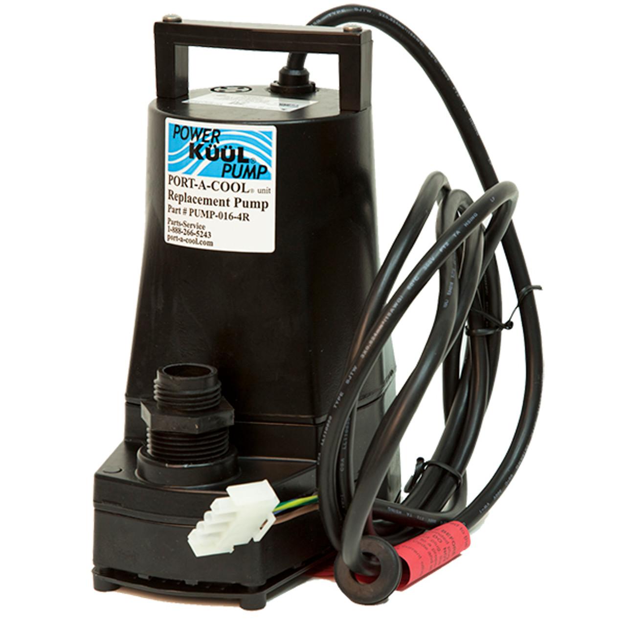 Port-a-Cool Pump PUMP-016-4R - For Portacool units with 24
