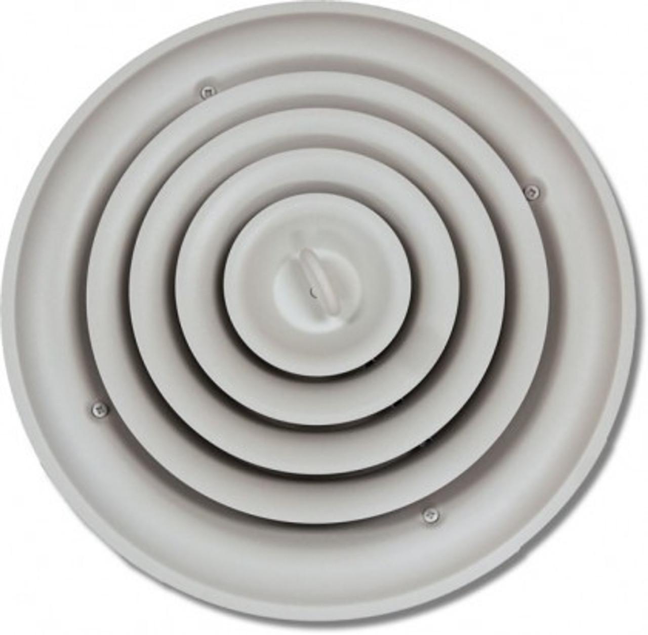 Register - Round - Ceiling