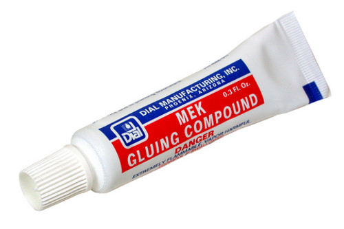 MEK  Water distributor tube glue 4674