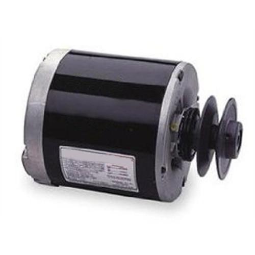 Swamp Cooler Motor Kit 1/2 Horsepower 115 Volt 2 Speed For Standard Cooler - Includes Pulley Plug and Clamps MKS1225