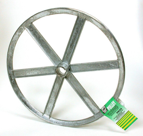 """7"""" X 5/8"""" Swamp Cooler Blower Pulley 87513"""