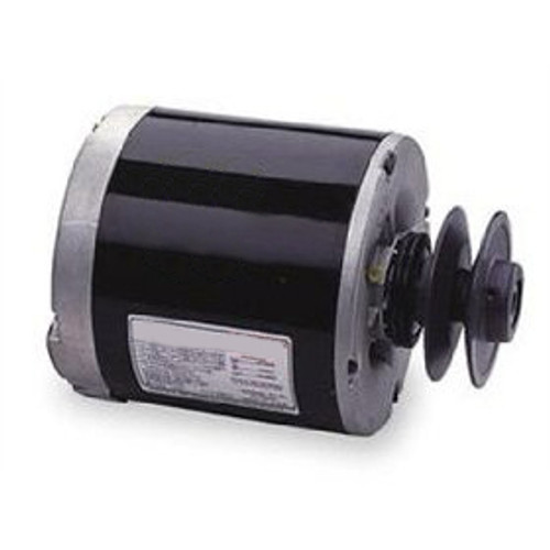 Swamp Cooler Motor Kit 3/4 Horsepower 230 Volt 2 Speed For Mastercool - Includes Pulley Plug and Clamps MKM3420