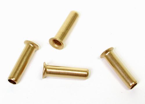 Brass Poly Tube Insert Adapter (4 PACK) 94985