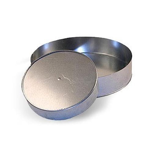 "7"" Round End Cap - HVAC Ductwork Sheet Metal"