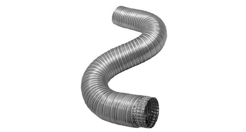 "3"" X 10' Aluminum Flexible Duct - Compressed HAFDC310"