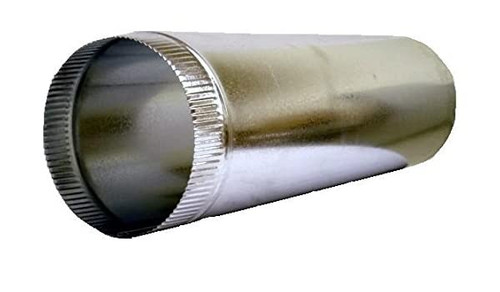 """6"""" X 36"""" Snap Lock Pipe - HVAC Ductwork Sheet Metal"""