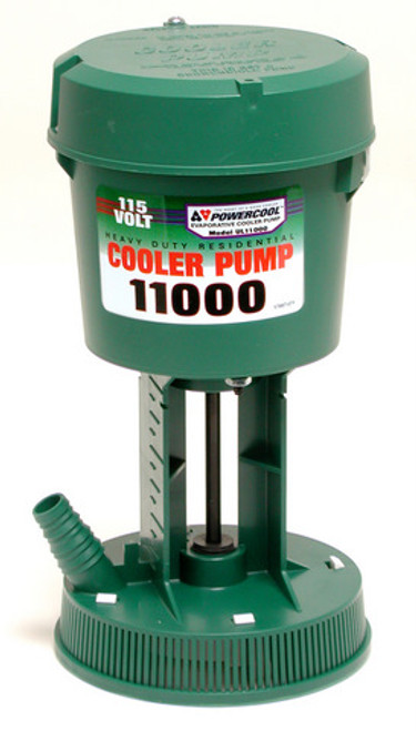 Swamp Cooler Pump 11,000 CFM 115 Volt Dial #1195 Replaces CP480B for Residential