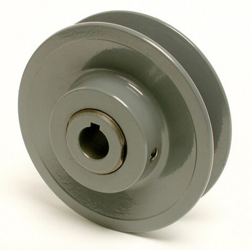 4.75 X 7/8 MOTOR PULLEY PMI