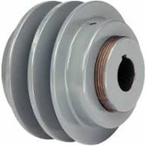 4.75 X 1-1/8 DBL GROOVE PULLEY