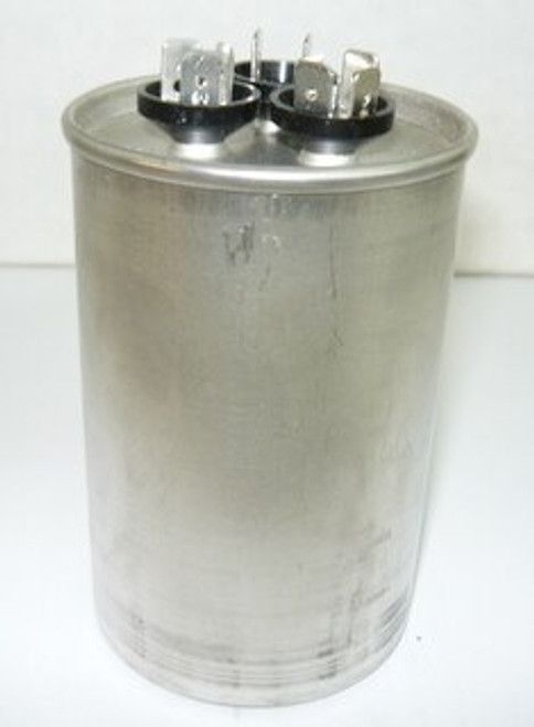 Air Conditioning Dual Run Capacitor 55/7.5 Microfarad - 440 Volt mar12293