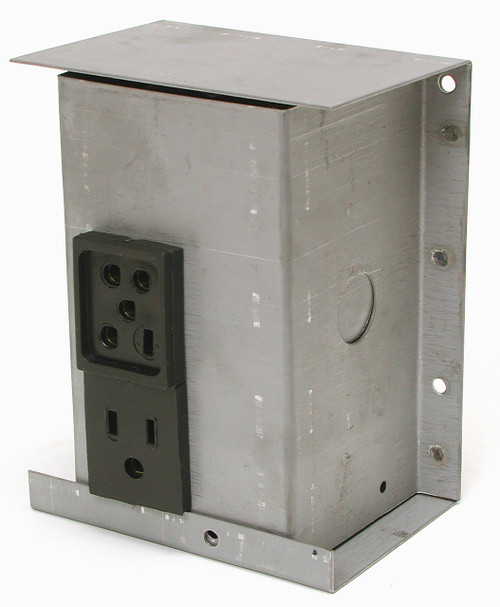 230V Swamp Cooler Electrical Plug Junction Box 7708