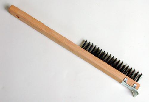 Wire Brush and Scraper 5744