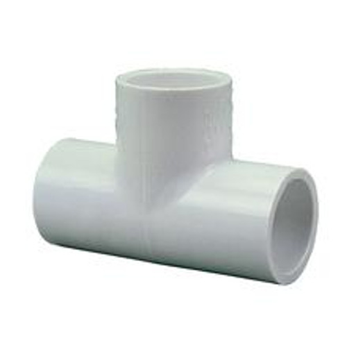 PVC TEE 3/4 Slip T P40STF