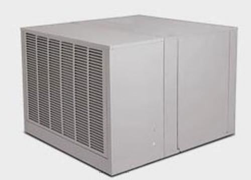 "Aerocool Trophy Sidedraft Evaporative Cooler 8"" pads 3800 CFM (850 Sq. Ft)"