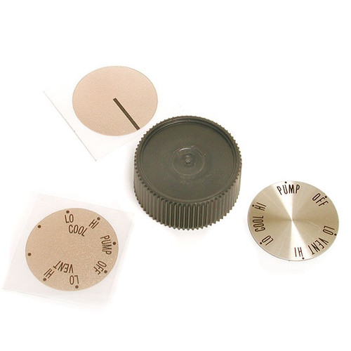 6 Position Short 2 Speed Knob Kit 7485