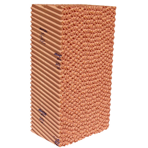 72x12x8 (HxWxD) Rigid Evaporative Cooler Media