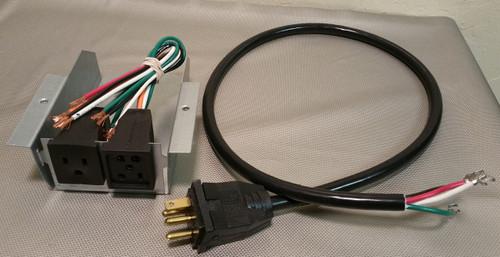 115v Plug Box & Cord Changeover