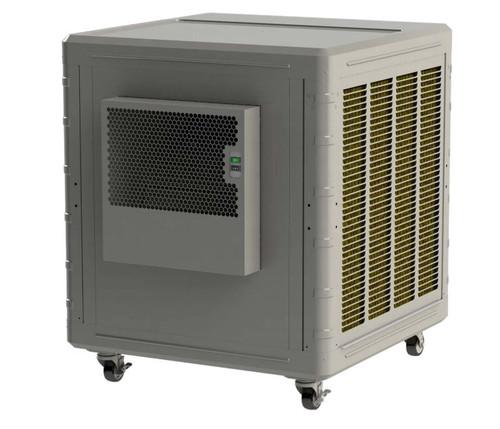 Master Blaster MB10 Mobile Evaporative Cooler for Garage Mechanic Warehouse