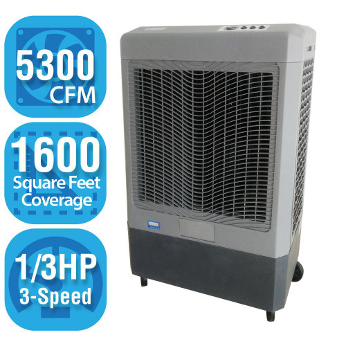 Mobile 5300 CFM cooler Hessaire MC61M