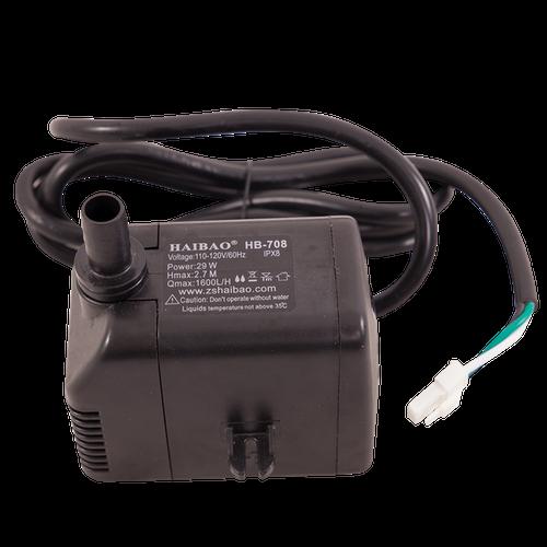Hessaire MFC6000, MC61, Pump, 6060050