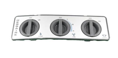 Control Panel for MC37/MC61V AND M150/M250 6038069