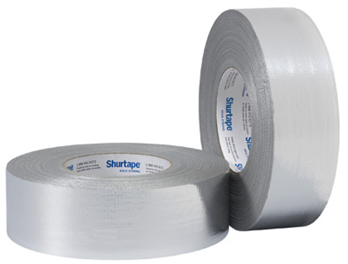 "Duct Tape Silver Foil Backed 2"" X 60' SSF682K60MT"