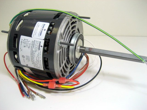 Air Conditioning Blower Motor 1/2 Horse Power 1075 RPM 230 Volt 3 Speed EME1973