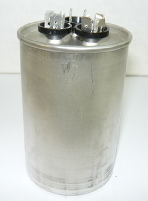 Air Conditioning Dual Run Capacitor 40/5 Microfarad - 440 Volt MAR12286