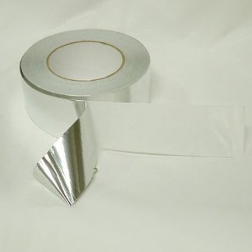 "3"" x 50' Aluminum Foil Tape - Peel & Seal SAF975M50"