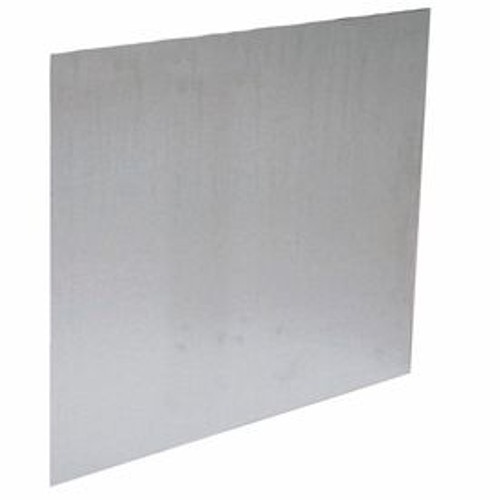 2' X 2' Galvanized Sheet Metal 26 Gauge R2622