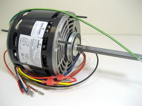 Furnace Blower Motor 1/6 - 1/2 Horse Power 1075 RPM 115 Volt  EME5460