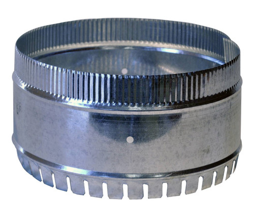 """8"""" Duct Connect Start Collar"""