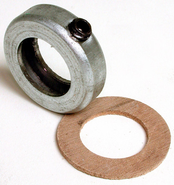 """3/4"""" Steel Collar and Leather Washer 68025"""
