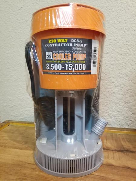 15,000 CFM Industrial Cooler Pump 230V 1024