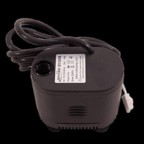 Water Pump for Hessaire MC91, MC92, 6091050
