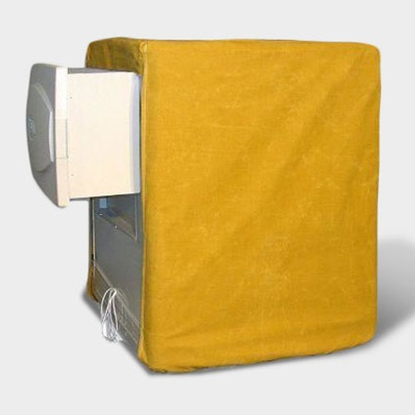 39 X 39 X 36   Swamp Cooler Cover Sidedraft Canvas - Tradewinds 4500