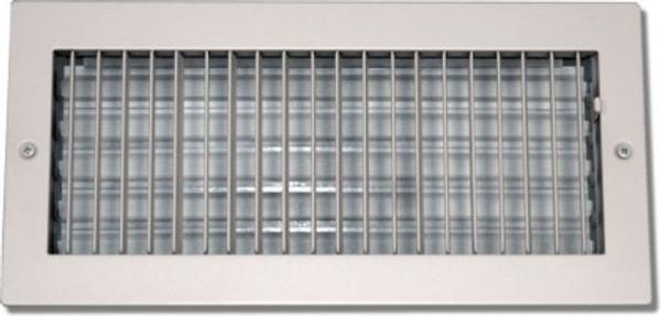 10 X 8 Air Register Adjustable Bar Face Vent PSAASW10X