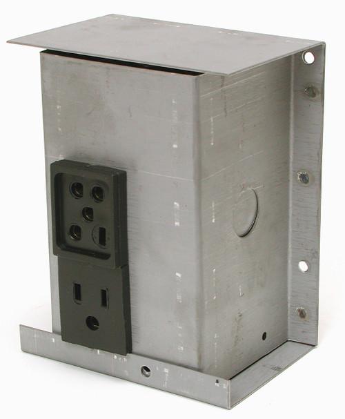 115v Swamp Cooler Electrical Plug Junction Box 7705 Indoor Comfort Supply