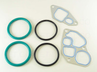 FORD POWERSTROKE 7.3L OIL COOLER O-RING & GASKET KIT REPLACEMENT 94-03