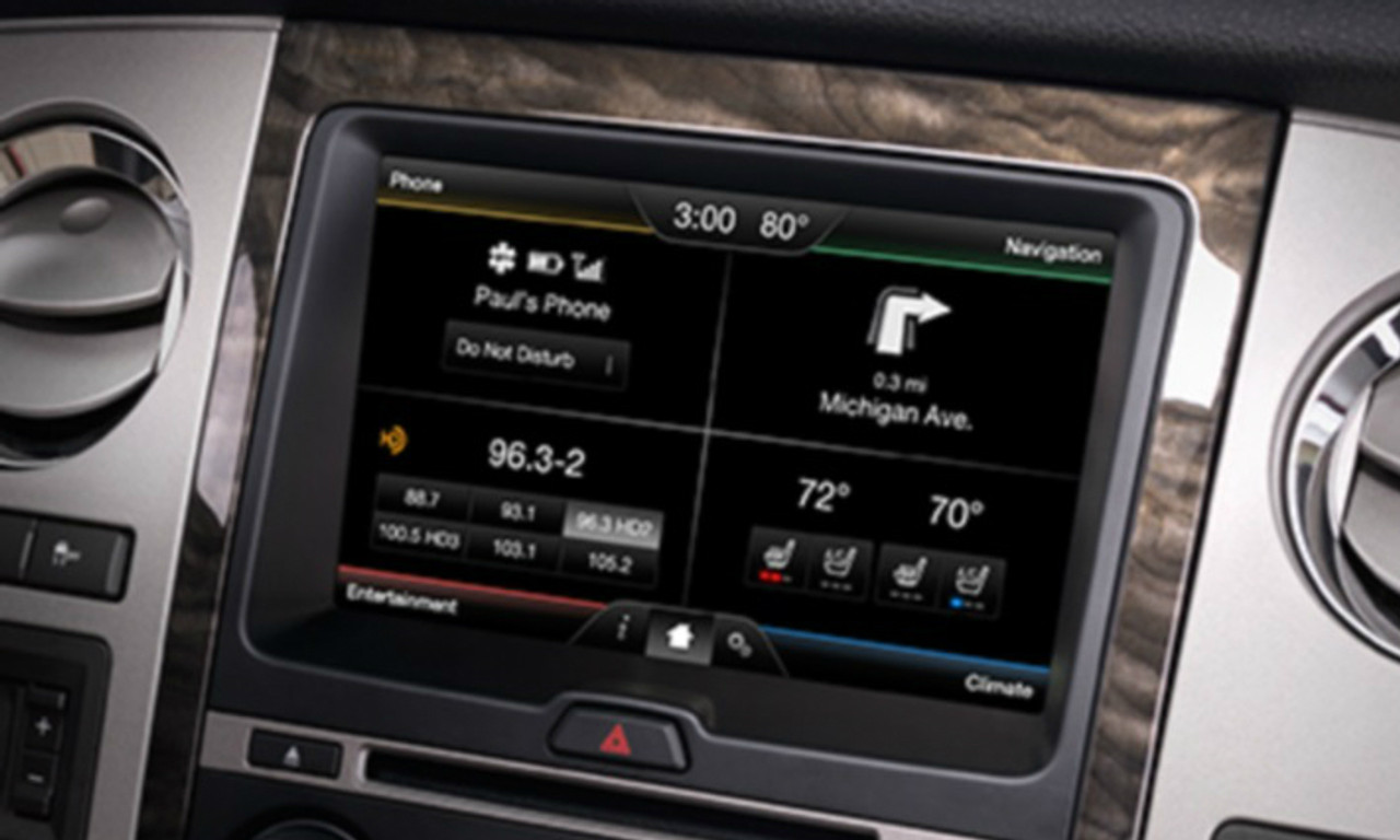 Myford Touch Update >> 15 Ford Expedition Navigation Upgrade For Myford Touch